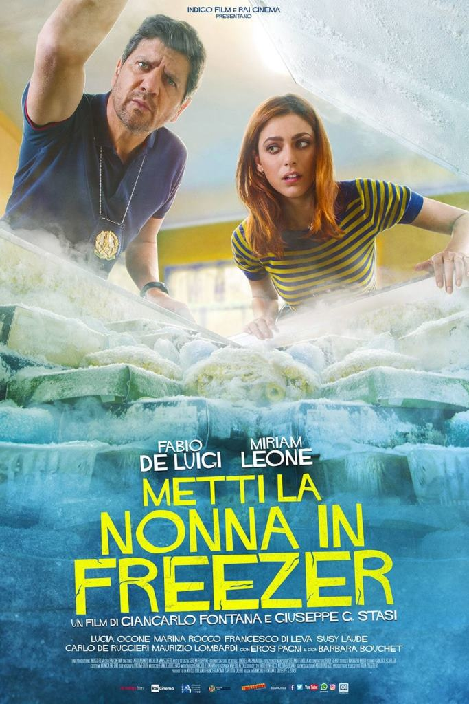 Esconde a la abuela en la nevera (2018) HD 1080p Latino