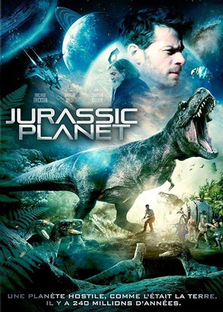 Jurassic Galaxy (2018) HD Web-DL Español Latino