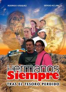 Hermanos Siempre, Tras el tesoro perdido (2019) HD 1080p Latino