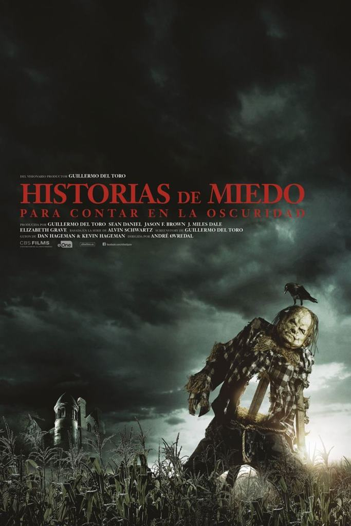 Historias de miedo para contar en la oscuridad (2019) HD 1080p Latino