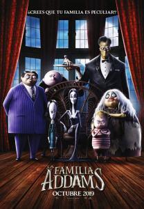 La familia Addams (2019) Cam Latino