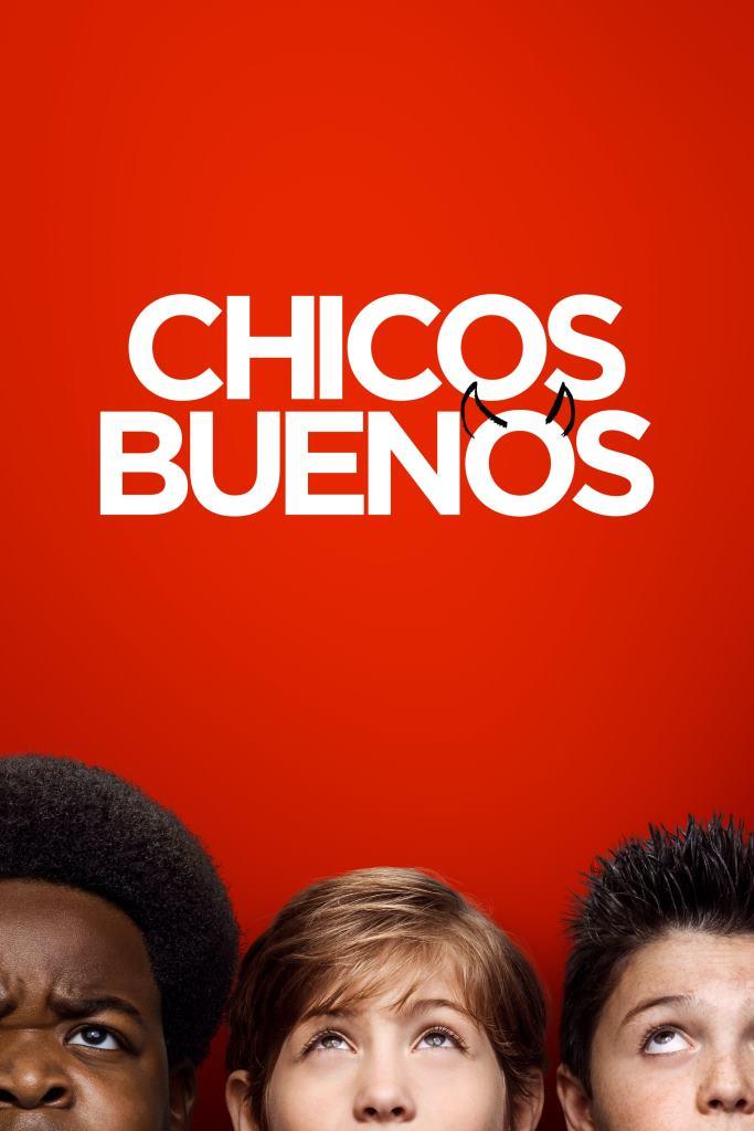 Chicos buenos (2019) HD 1080p Latino