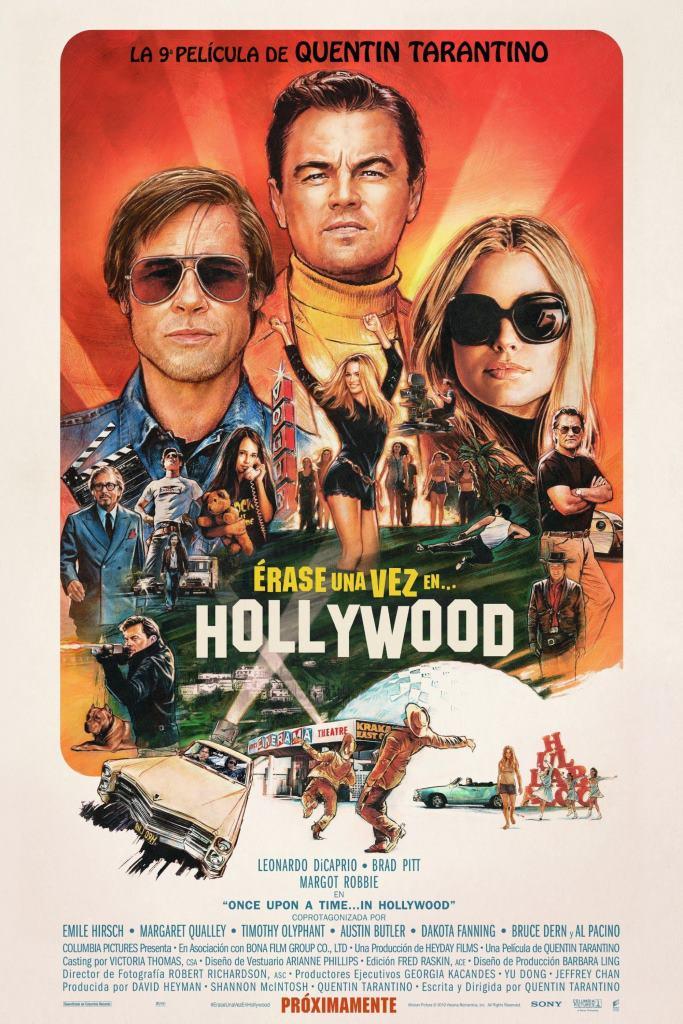 Había una vez en… Hollywood (2019) HD 1080p Latino