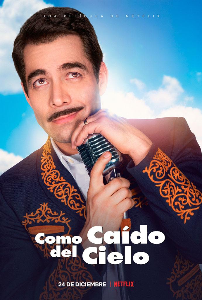 Como caído del cielo (2019) HD 1080p Latino