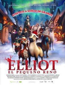 Elliot, el pequeño reno (2018) HD 1080p Latino