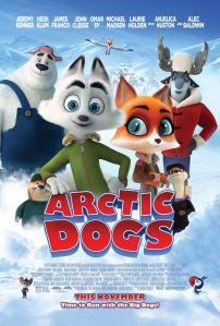 Justicia del Ártico (2019) HD 1080p Latino