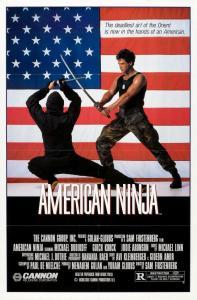 Ninja Americano (1985) HD 1080p Latino