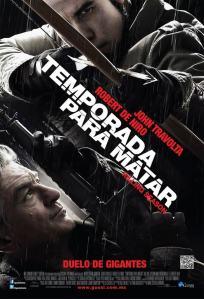 Temporada para matar (2013) HD 1080p Latino
