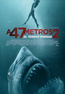 A 47 metros 2: el terror emerge (2019) HD 1080p Latino