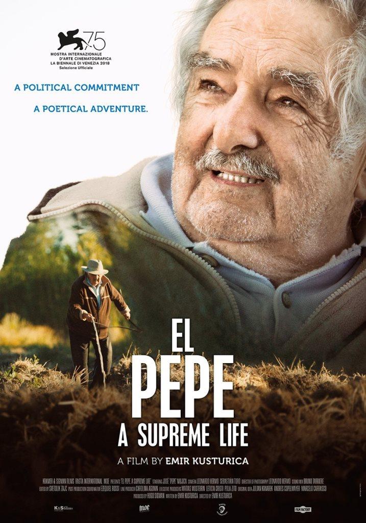 El Pepe, una vida suprema (2018) HD 1080p Latino