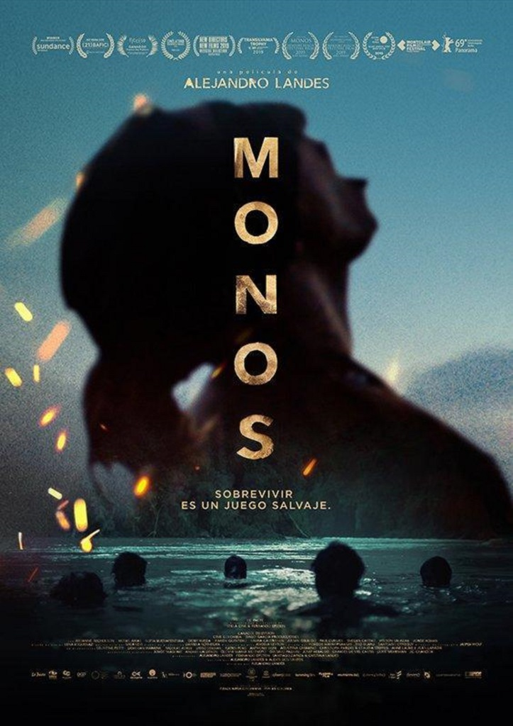 Monos (2019) HD 1080p Latino