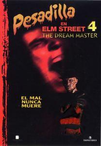 Pesadilla en Elm Street 4: El amo del sueño  (1988) HD 1080p Latino