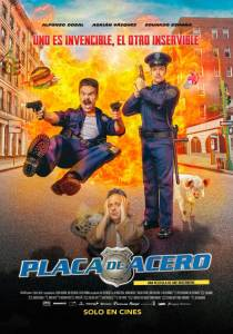 Placa de Acero (2019) HD 1080p Latino