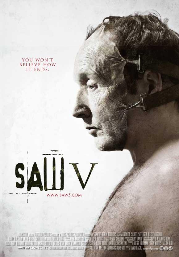 Saw V (2008) HD 1080p Latino