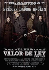 Valor de ley (2010) HD 1080p Castellano