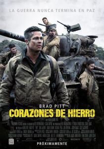 Corazones de hierro (2014) HD 1080p Latino