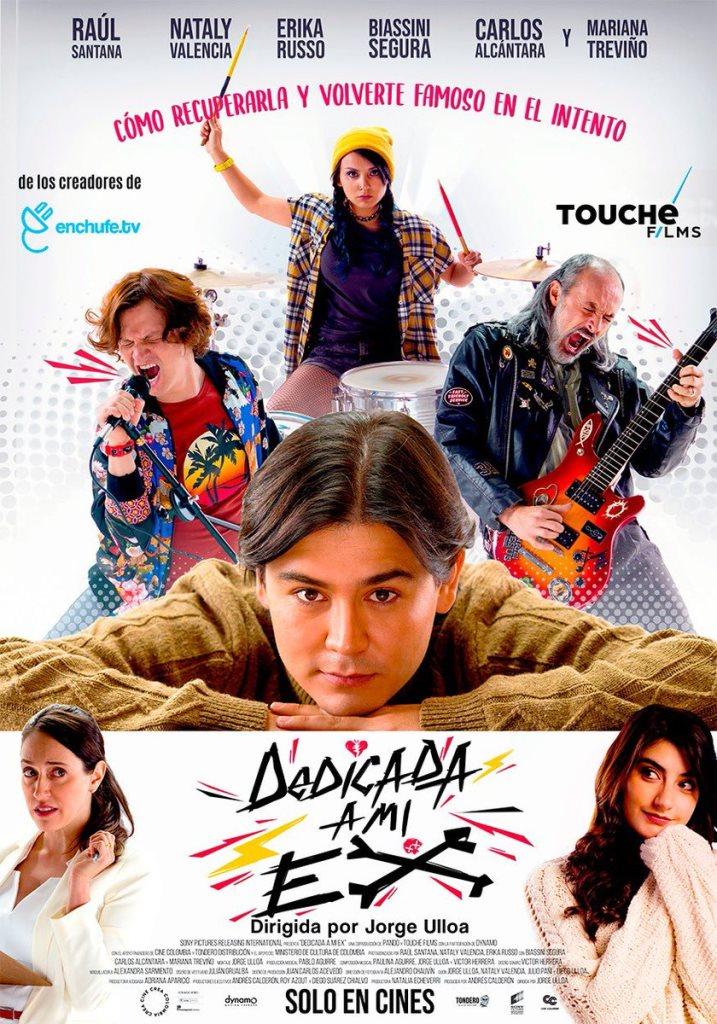 Dedicada a mi ex (2019) HD 1080p Latino