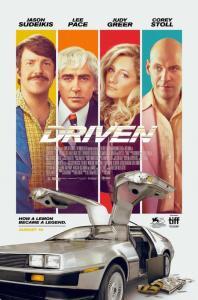 Driven: El origen de la leyenda (2018) HD 1080p Latino