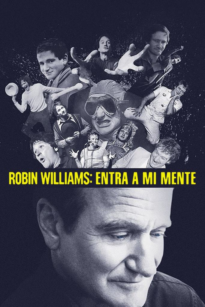En la mente de Robin Williams (2018) HD 1080p Latino