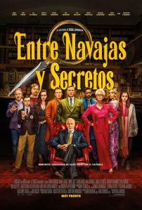Entre navajas y secretos (2019) HD 1080p Latino