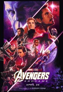 Los Vengadores 4: Endgame (2019) HD 1080p Latino