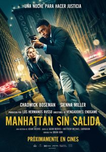Manhattan sin salida (2019) HD 1080p Latino