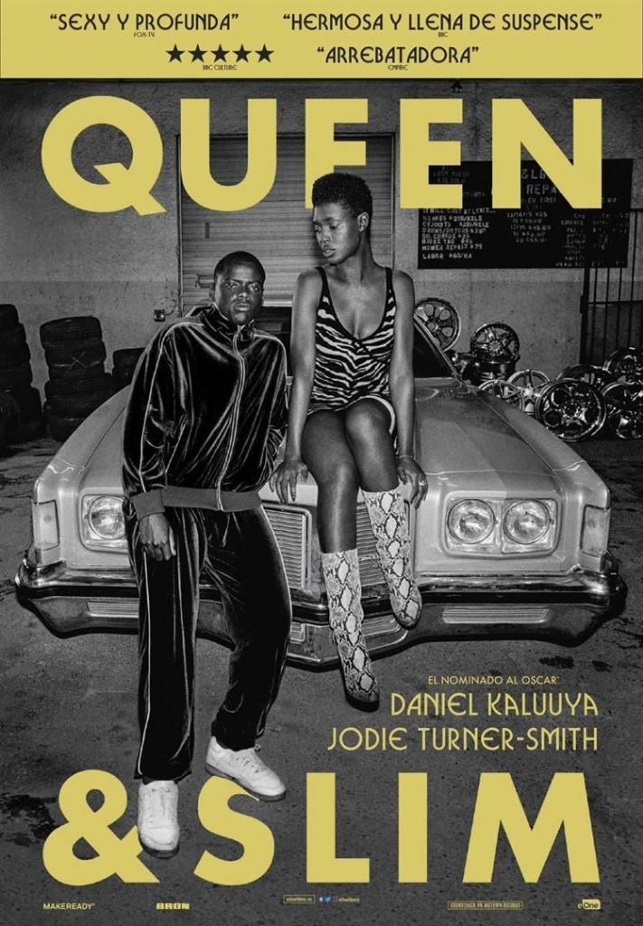 Queen y Slim: Los fugitivos (2019) HD 1080p Latino