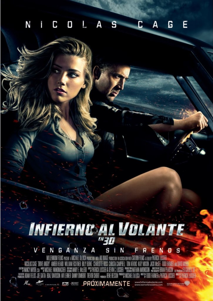 Infierno al volante (2011) HD 1080p Latino