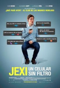 Jexi: Un celular sin filtro (2019) HD 1080p Latino