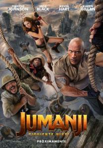 Jumanji: El siguiente nivel (2019) HD 1080p Latino