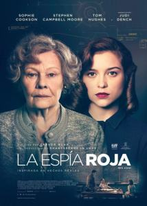 La espía roja (2018) HD 1080p Latino