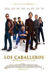 Los caballeros: criminales con clase (2020) HD 1080p Latino