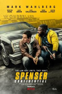 Spenser: confidencial (2020) HD 1080p Latino