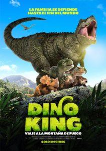 Dino King: Viaje a la montaña de fuego (2019) HD 1080p Latino