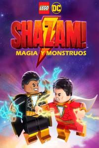 LEGO DC Shazam! Magia y Monstruos (2020) HD 1080p Latino