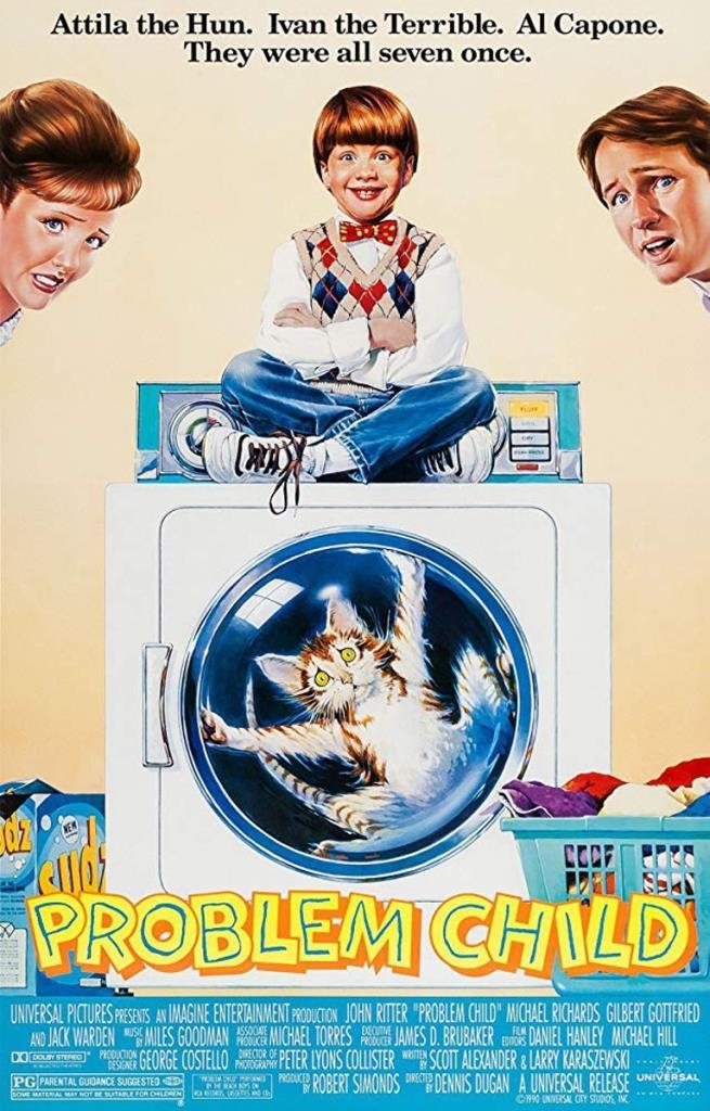 Mi pobre diablillo (1990) DVD-Rip Latino