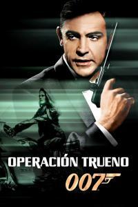 Agente 007: Operación Trueno (1965) HD 1080p Latino