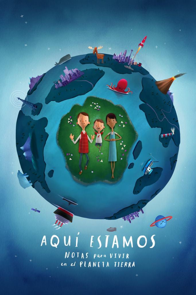 Estamos aquí: notas para vivir en el planeta Tierra (2020) HD 1080p Latino