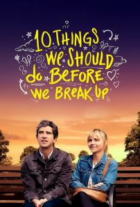 10 Things We Should Do Before We Break Up (2020) HD 1080p Latino