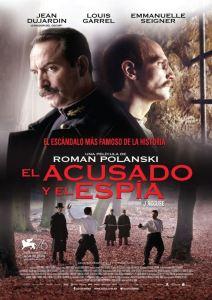 El acusado y el espía (2019) HD 1080p Castellano