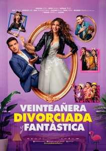 Veinteañera, divorciada y fantástica (2020) HD 1080p Latino