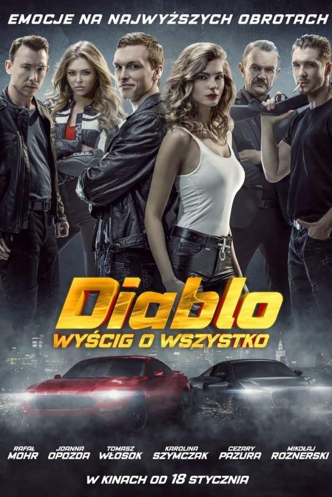 Diablo. Ultimate Race (2019) HD 1080p Latino