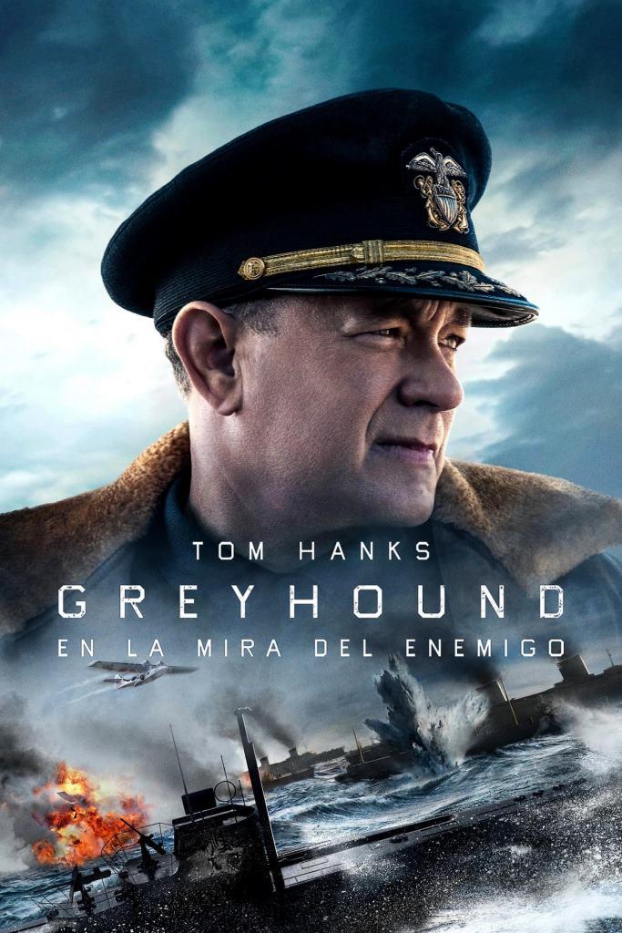 Greyhound: En la mira del enemigo (2020) HD 1080p Latino