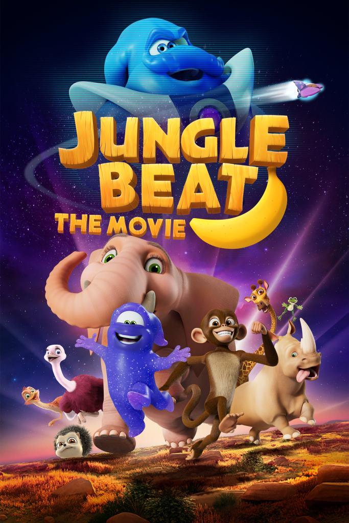 Jungle Beat: la película (2020) HD 1080p Latino