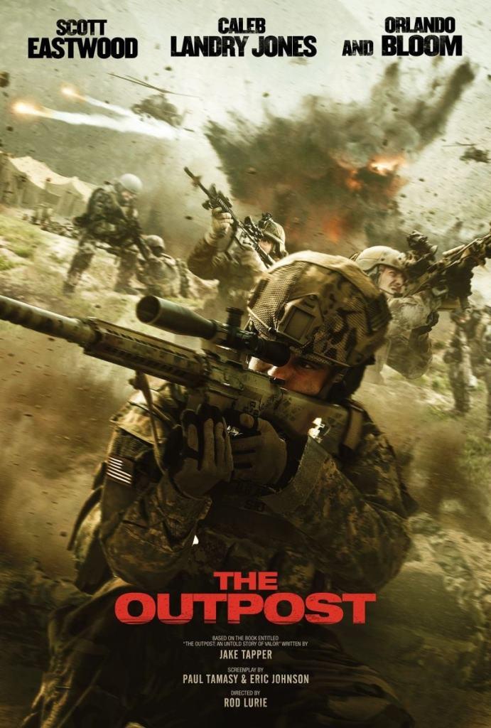 The Outpost (2020) HD 1080p Subtitulado