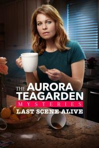 Un misterio para Aurora Teagarden: Última escena en vida (2018) HD 1080p Latino
