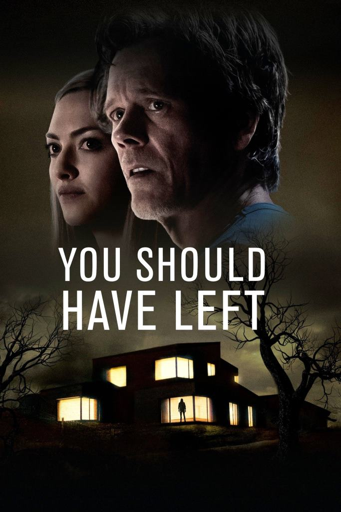 You Should Have Left (2020) HD 1080p Latino