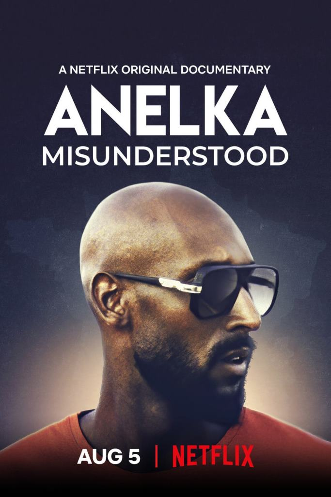 Anelka: El incomprendido (2020) HD 1080p Latino