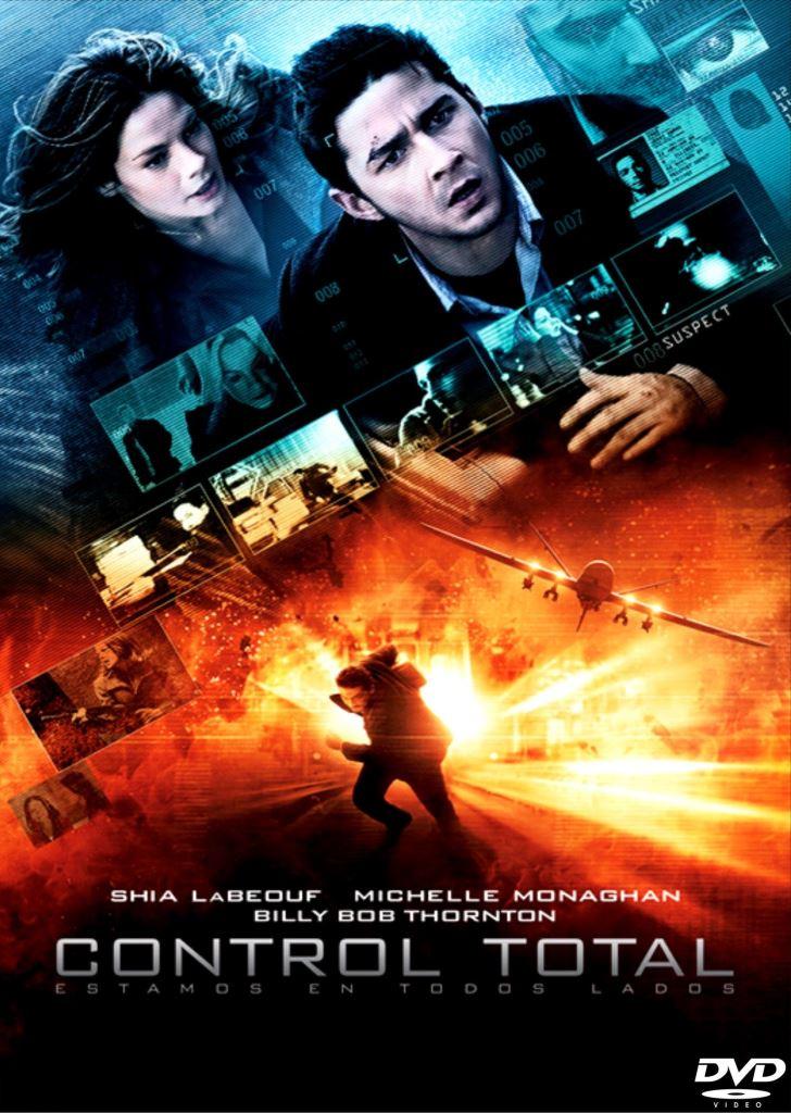 Control total (2008) HD 1080p Latino