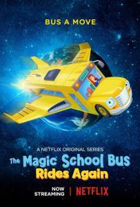 El autobús mágico vuelve a despegar clase espacial (2020) HD 1080p Latino